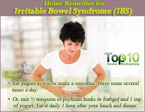Home Remedies For Irritable Bowel Syndrome Ibs Top 10