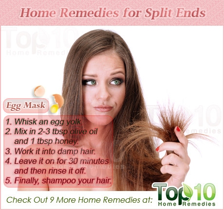 Long Hair Care Natural Remedies