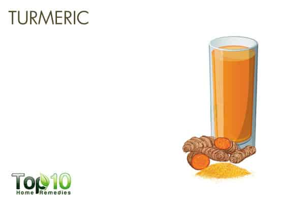 Turmeric for detoxifcation