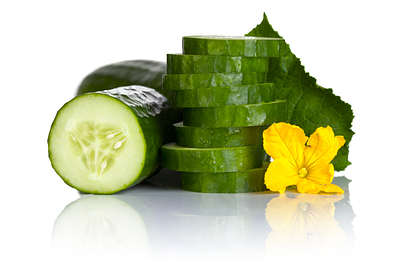 how to make cucumber paste for face