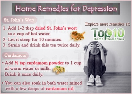 Natural Remedies For Treating Depression