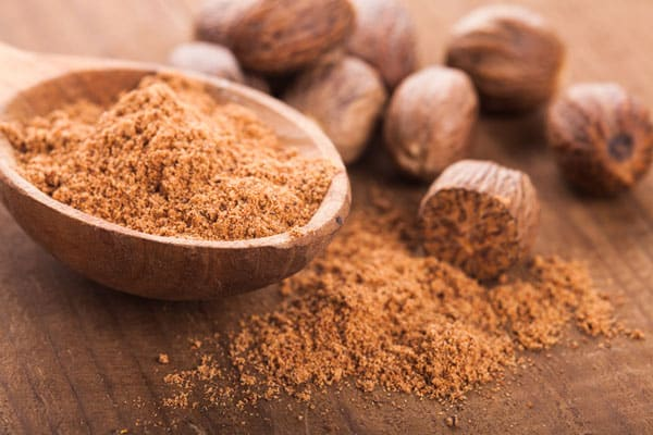 nutmeg for depression