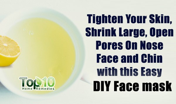 how to close your pores on your face