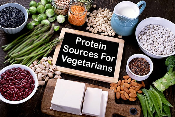 meat free sources of protein