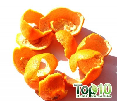 orange peel face mask step 1(2)