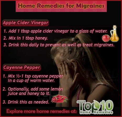 home remedies for migraine home remedies for migraines top 10 home remedies 12113