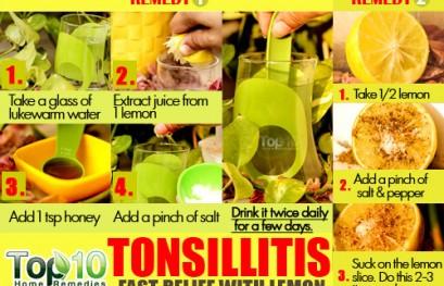 Natural Remedies Tonsillitis Babies