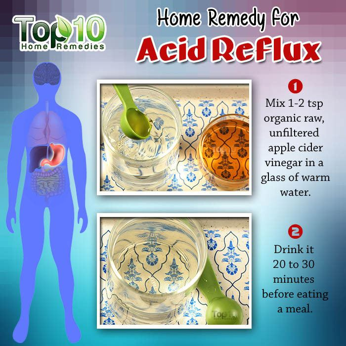 Apple Cider Vinegar Is One Of The Most Effective Home Remedies For Acid Reflux It Aids Digestion And Helps Balance Acid Production In The Stomach
