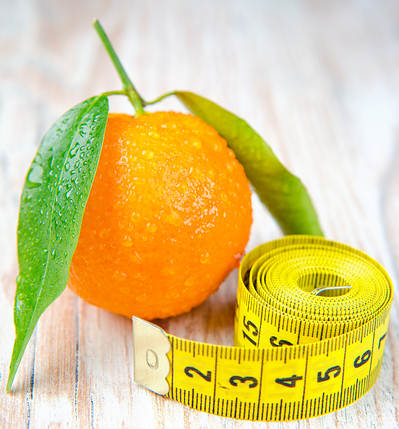 orange weight loss