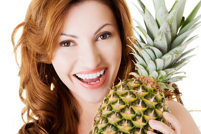 pineapple for oral health