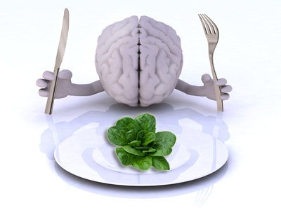 spinach for brain