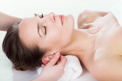 ear massage to quit smoking