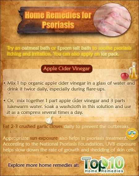 Psoriasis Hausmittel