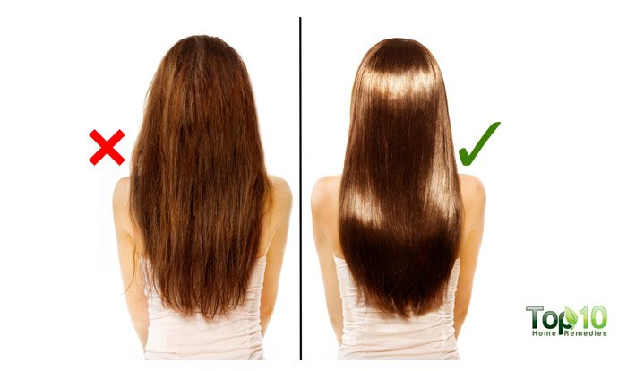 Naturally Straighten Hair Without Chemicals