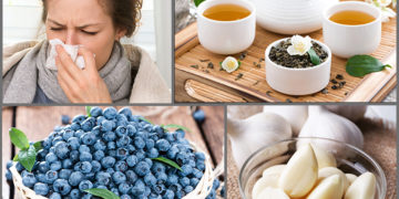10 foods for common cold