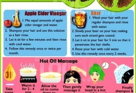 Home Remedies for Managing Curly Hair