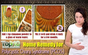 PCOS home remedy