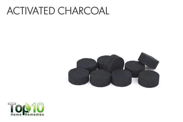 activated charcoal for cellulitis