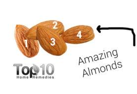 Top 10 Health Benefits of Almonds