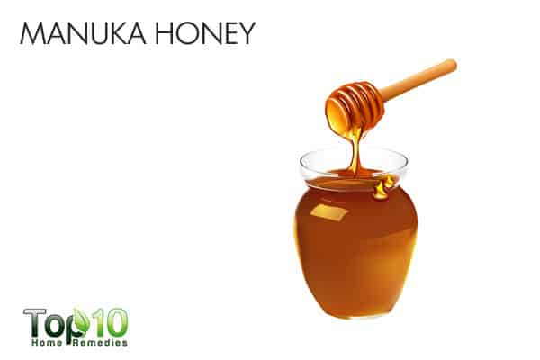 manuka honey for cellulitis