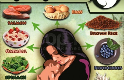 Top 10 Superfoods for New Mothers
