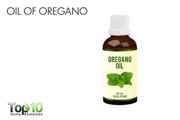 oil of oregano for cellulitis