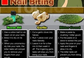 How to Stop Nail Biting