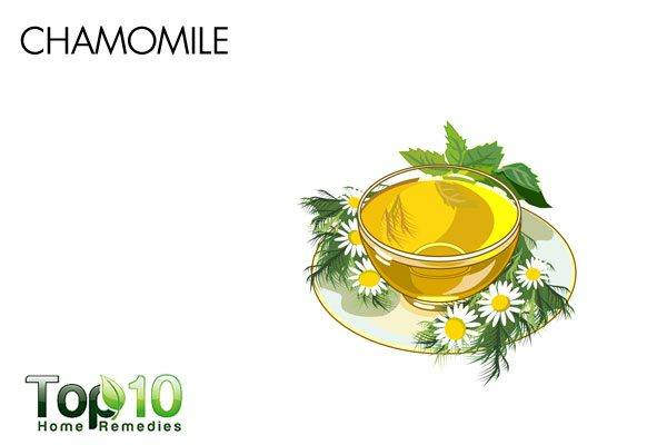 chamomile for anxiety and panic attacks