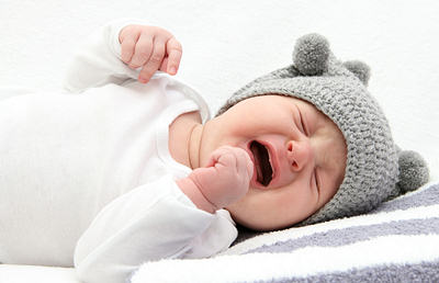 colic baby