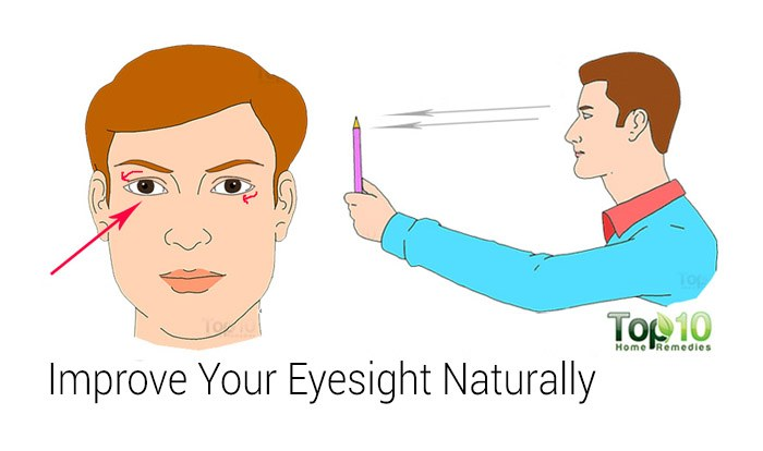Home Remedies to Improve Eyesight | Top 10 Home Remedies