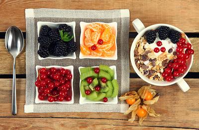 fiber carbohydrate foods