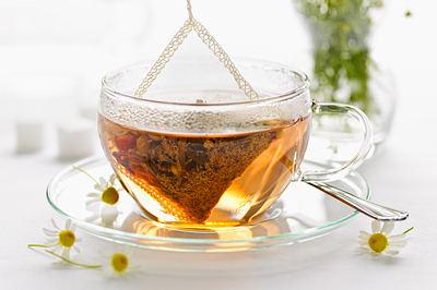 chamomile teabag