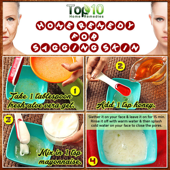 Naturally Tighten Skin On Face