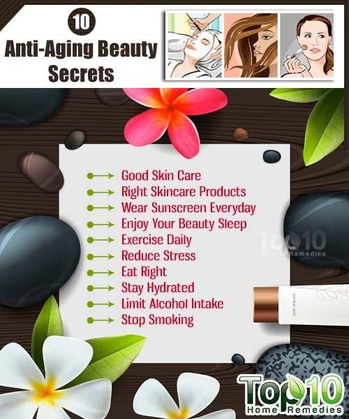 Anti Aging Beauty Secrets