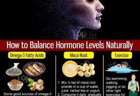 How to Balance Hormone Levels Naturally