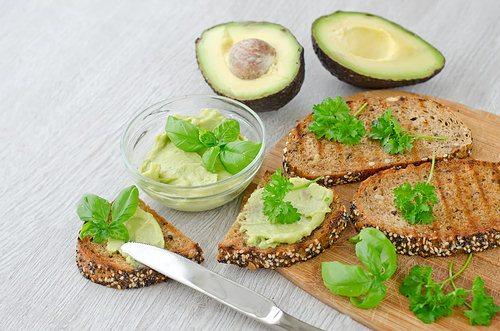 avocado for mayo