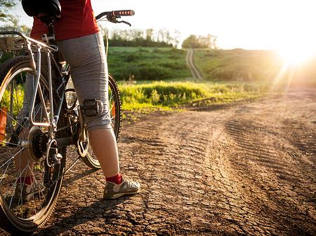 biking hobby