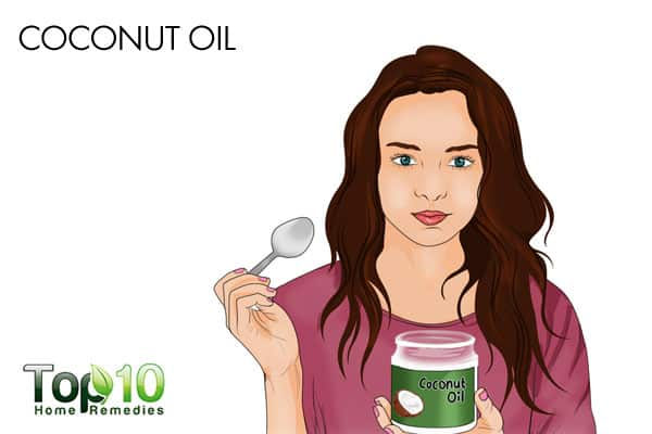coconut oil to balance hormones naturally