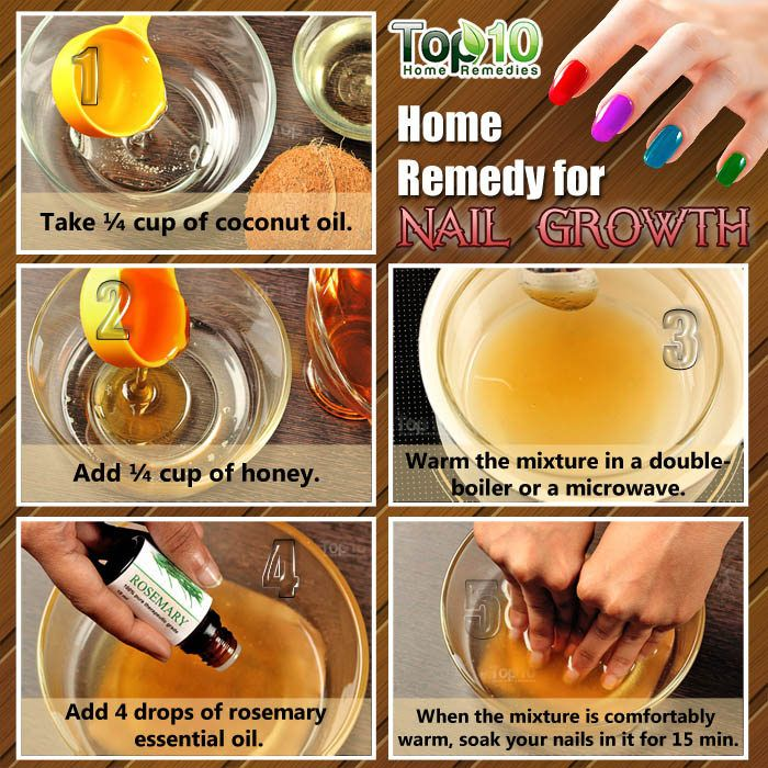 Home Remedies for Nail Growth | Top 10 Home Remedies