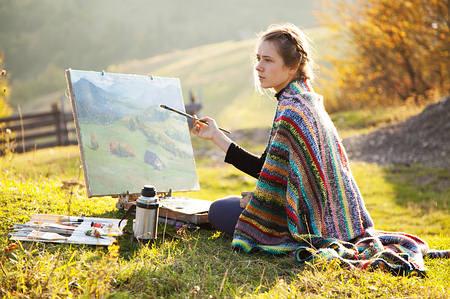 painting hobby