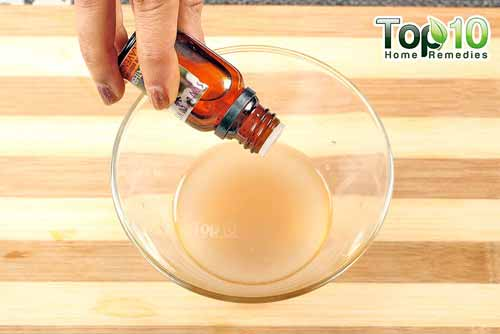 DIY onion for hair loss step4