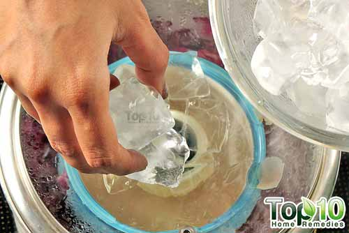 DIY rose water step7