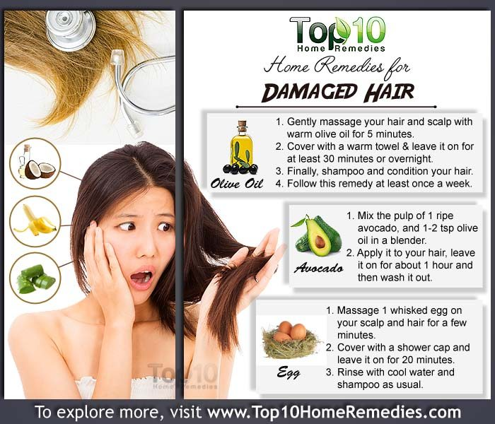 Home Remedies For Weak Hair