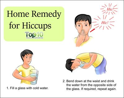 Hiccup home remedy small