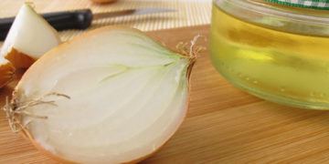 DIY Homemade Onion Juice for Hair loss