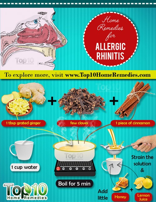 Natural Cure For Rhinitis