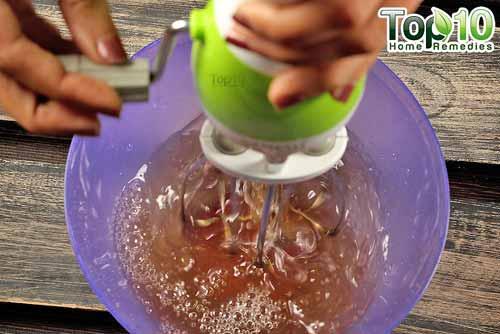 DIY cough syrup step4