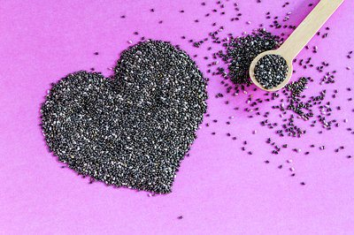 chia seeds for heart