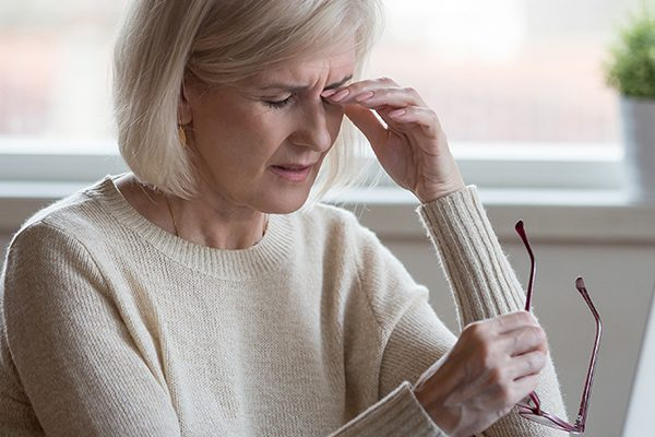 home remedies to reduce eye strain