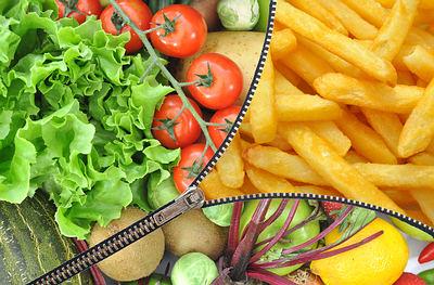 avoid fast foods